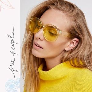 BNWT Free People Sunglasses